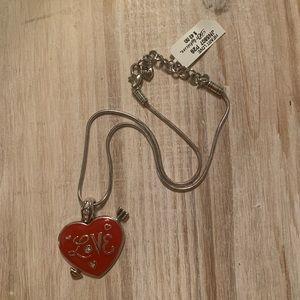 Brighton Heart Love Necklace